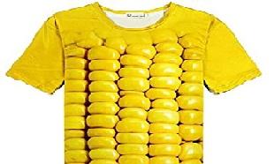 トウモロコシTシャツ