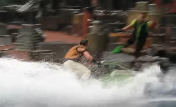 水上ショー