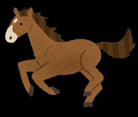 「タベテスグネル」「ゴートゥートラベル」などなど面白い競走馬の名前まとめ