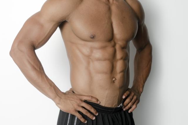 自分は腹筋何個あるの?自分が腹筋何個に割れているか確認する方法とは