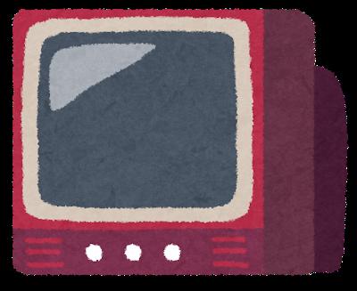なぜブラウン管テレビは液晶部分が湾曲しているのか?
