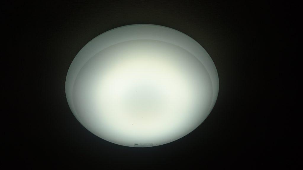 家のシーリングライト